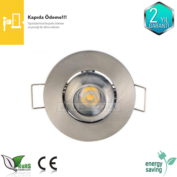 1 watt Manda Gözü Power Led Downlight